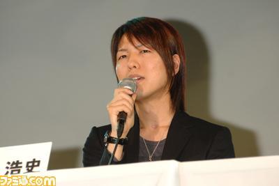 Kamiya Hiroshi (credit: Fumitsu.com)