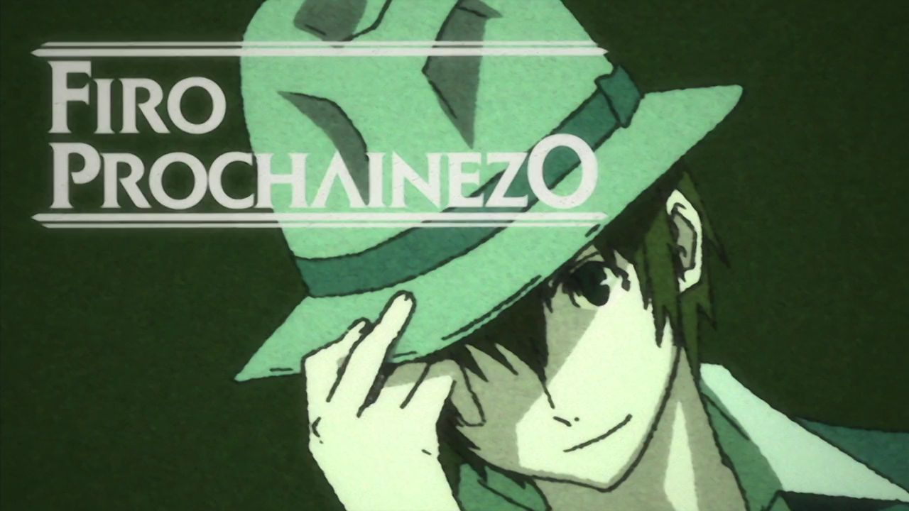 Pix For > Baccano Firo Voice Actor