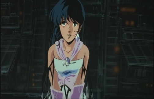 Would the real Lynn Minmay please step forward?