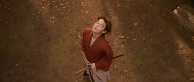 And I do want to see Kenshin happy in the end!