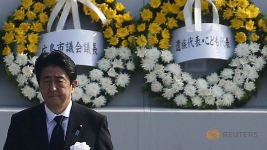 Abe-Hiroshima_reuters