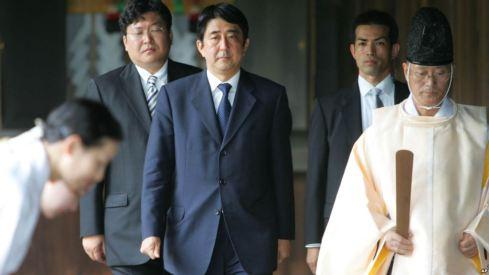 Abe-Yasukuni