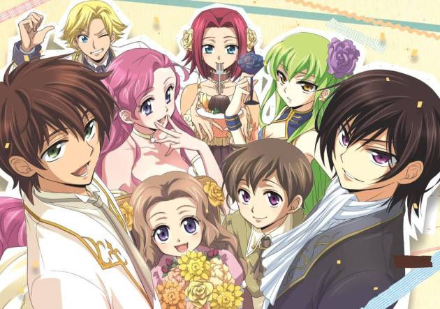 Geass-party